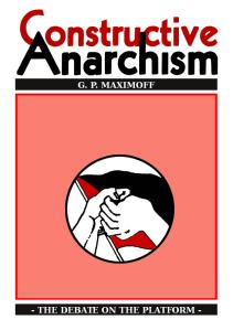 Constructive Anarchism